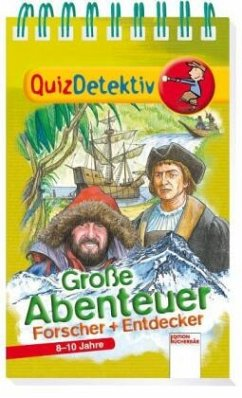 QuizDetektiv. Große Abenteuer