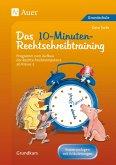 Das 10-Minuten-Rechtschreibtraining