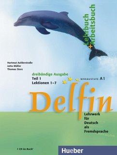 Delfin. Lehr- und Arbeitsbuch Teil 1 - Aufderstraße, Hartmut; Müller, Jutta; Storz, Thomas