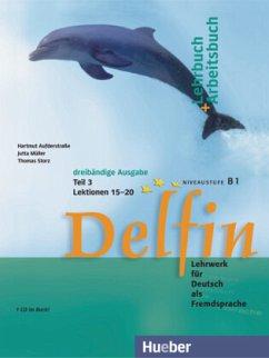 Delfin. Lehr- und Arbeitsbuch Teil 3 - Aufderstraße, Hartmut; Müller, Jutta; Storz, Thomas