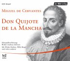 Don Quijote de la Mancha, 6 Audio-CDs