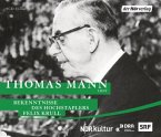 Bekenntnisse des Hochstaplers Felix Krull, 4 Audio-CDs