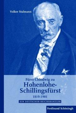 Fürst Chlodwig zu Hohenlohe-Schillingsfürst 1819 - 1901