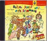 Helau, Alaaf und gute Stimmung, 1 Audio-CD