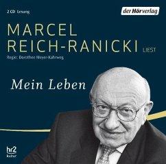 Mein Leben, 2 Audio-CDs - Reich-Ranicki, Marcel