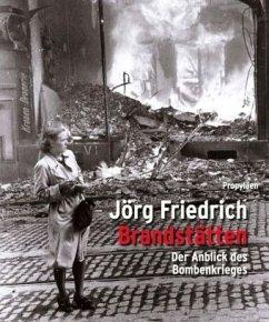 Brandstätten - Friedrich, Jörg