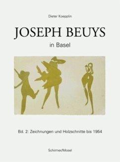 Zeichnungen und Holzschnitte bis 1954 / Joseph ...