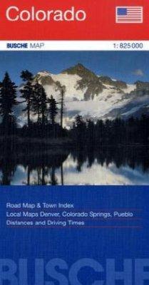 Busche Map Colorado