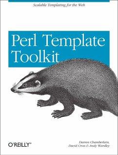Perl Template Toolkit - Chamberlain, Darren; Cross, Dave; Wardley, Andy