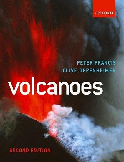Volcanoes von Peter The Late Francis (at the Open Un was ... - photo#8