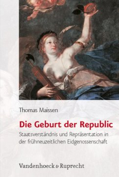 Die Geburt der Republic - Maissen, Thomas