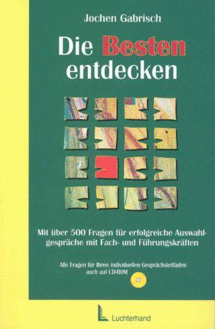 Die Besten entdecken, m. CD-ROM - Gabrisch, Jochen