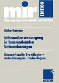 Informationsversorgung in transnationalen Unternehmungen