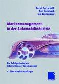 Markenmanagement in der Automobilindustrie