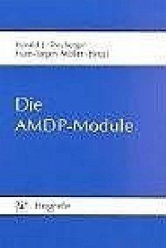 Die AMDP-Module - Freyberger, Harald J. / Möller, Hans-Jürgen (Hgg.)