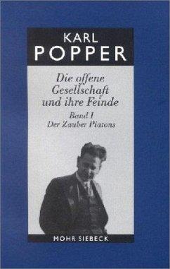 Die offene Gesellschaft und ihre Feinde I. Studienausgabe - Popper, Karl R.