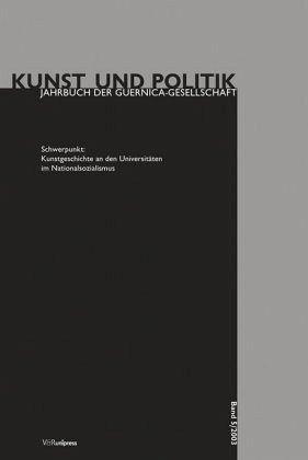 Kunstgeschichte an den Universitäten im Nationalsozialismus - Held, Jutta / Papenbrock, Martin (Hgg.)