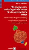 Pflegediagnosen und Maßnahmen für die psychiatrische Pflege