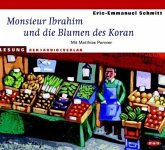 Monsieur Ibrahim und die Blumen des Koran, 1 Audio-CD