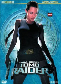 Lara Croft, Tomb Raider, DVD