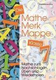 Die Mathe-Merk-Mappe. Klasse 7