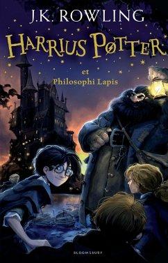 Harrius Potter Et Philosophi Lapis: (harry Potter and the Philosopher's Stone) - Rowling, J. K. Rowling, J. K.