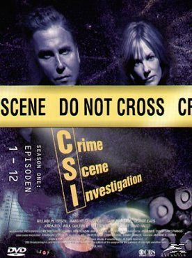 CSI: Crime Scene Investigation - Season 1.1 (3 DVDs)