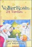 24 Türchen, Liederbuch