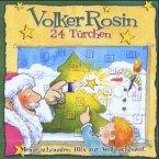24 Türchen, 1 Audio-CD