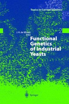 Functional Genetics of Industrial Yeasts - Winde, Johannes H. de (ed.)
