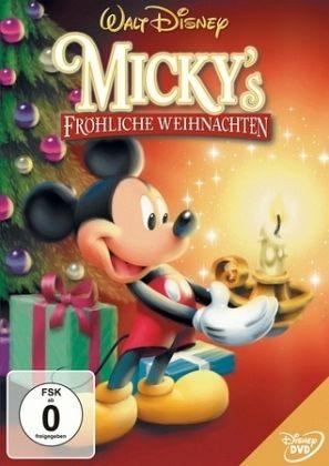 mickys fr hliche weihnachten film auf dvd. Black Bedroom Furniture Sets. Home Design Ideas