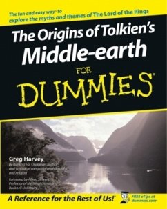 The Origins of Tolkien´s Middle-earth For Dummies