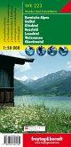 Freytag & Berndt Wander-, Rad- und Freizeitkarte Karnische Alpen - Gailtal - Gitschtal - Nassfeld - Lesachtal - Weissens
