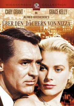 Über den Dächern von Nizza, 1 DVD - John Williams,Jessie Royce Landis,Cary Grant
