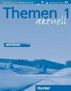 Themen aktuell 1. Workbook. Arbeitsbuch Englisch