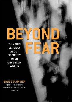 Beyond Fear - Schneier, Bruce