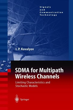 SDMA for Multipath Wireless Channels - Kovalyov, I. P.