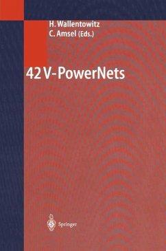 42 V-PowerNets - Wallentowitz, Hennig / Amsel, Christian (eds.)