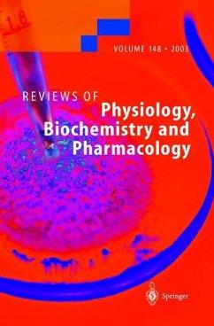 Reviews of Physiology, Biochemistry and Pharmacology - Beitr. v. Wehner, F. / Olsen, H. / Tinel, H. / Kinne-Safran, E. / Kinne, R. K. / Krüger, E. / Kuckelkorn, U. / Sijts, A. / Kloetzel, P. M. / Fischer, G. / Aumüller, T.