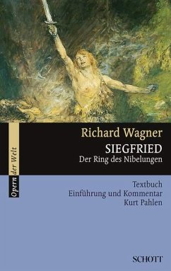 Siegfried - Wagner, Richard