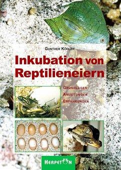 Inkubation von Reptilieneiern - Köhler, Gunther