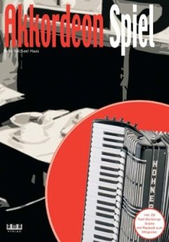 AkkordeonSpiel, m. Audio-CD