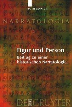Figur und Person - Jannidis, Fotis
