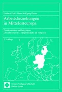 Arbeitsbeziehungen in Mittelosteuropa