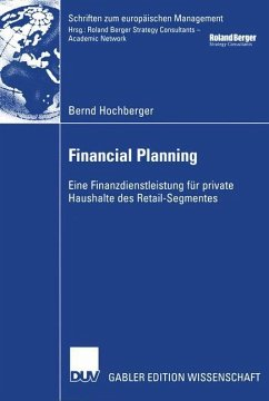 Financial Planning - Hochberger, Bernd