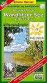 Doktor Barthel Karte Naturpark Barnim, Wandlitzer See und Umgebung