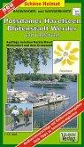 Doktor Barthel Karte Potsdamer Havelseen, Blütenstadt Werder und Umgebung