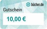 Geschenkgutschein 10 Euro (Motiv neutral)