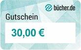 Geschenkgutschein 30 Euro (Motiv neutral)