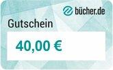 Geschenkgutschein 40 Euro (Motiv neutral)